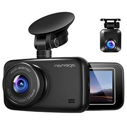 APEMAN 1440P&1080P Dual Dash Cam Full HD Front and Rear Came