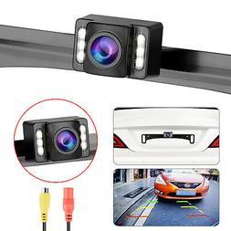 170° Car Rear View Backup Camera Reverse License Plate Wate