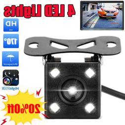 170° Car Rear View Reverse Backup Parking Camera HD Night V