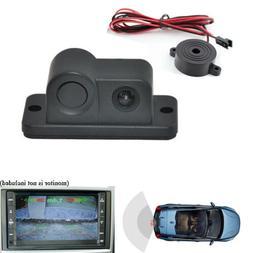 170° Waterproof Car Rear View Reverse Backup CMOS Camera wi