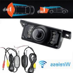 2.4 G Wireless Rear View Camera Night Vision CMOS Backup Rev