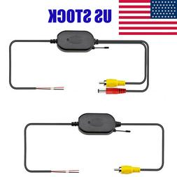 2.4G WIRELESS Module Adapter for Car Monitor Back Up Reverse