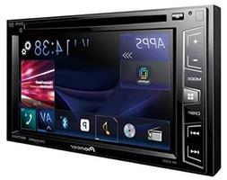 "2-Din 6.2"" Touchscreen CD DVD Player Car Stereo Receiver GPS"