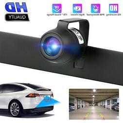 170° HD Car Reverse Backup Night Vision Camera Rear View Pa