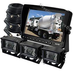 "AG FARM REAR VIEW KIT BACKUP CAMERA SYSTEM/ 9"" LCD MONITOR +"