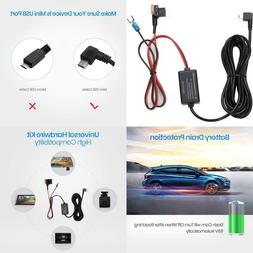 Auto-Vox Dash Cam Hardwire Mini Fuse Adapter Camera DVR Car