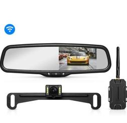 AUTO VOX T1400 Upgrade Wireless Backup Camera Kit BRAND NEW