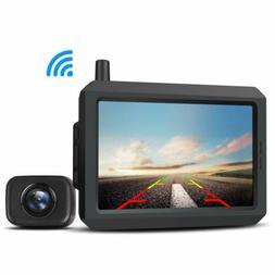 Auto-Vox W7 Wireless Backup Camera Reversing Rear View Camer