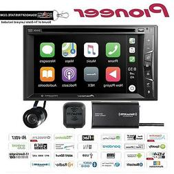 "Pioneer AVH-1550NEX 6.2"" DVD Receiver Apple CarPlay SiriusXM"