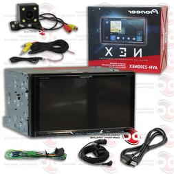 "PIONEER AVH-2300NEX CAR 7"" DVD BLUETOOTH CARPLAY STEREO SQUA"