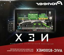 Pioneer AVIC-8200NEX Automobile Audio/Video GPS Navigation S