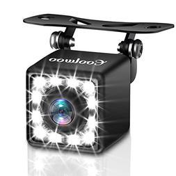 Backup Camera, 175º Wide Angle Easy Install HD Rear View Ba