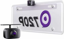 eRapta Backup Camera License Plate Night Vision HD Car Rever