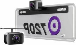 eRapta Backup Camera Waterproof License Nite View Vision Car