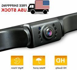 eRapta Backup Camera Waterproof License Plate Nite View Visi
