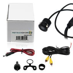 Echomaster Backup Reverse Car Camera Flush Mount or Butterfl