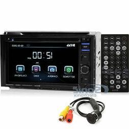 Boss BVB9364RC Double DIN Touchscreen Bluetooth DVD Car Ster