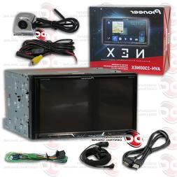 "PIONEER CAR 7"" DVD BLUETOOTH APPRADIO STEREO FREE CHROME KEY"