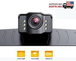 Backup Camera Waterproof License Plate Nite Night View Visio