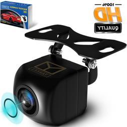 Yanees Backup Camera Night Vision - HD 1080p - Car Rear View