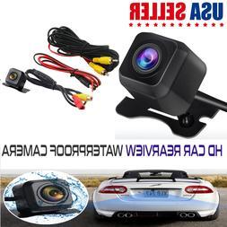 Car Rear View Backup 170º Camera Parking Reverse Back Up Ca