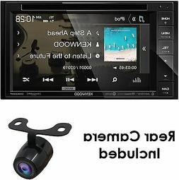 "KENWOOD DDX26BT 6.2"" DOUBLE DIN CAR STEREO DVD BLUETOOTH W B"