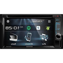 Kenwood DDX374BT 2-DIN Bluetooth in-Dash CD/DVD/DM Receiver