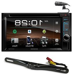 """Kenwood DDX375BT 6.2"""" In-Dash Car DVD Bluetooth Receiver Mon"""