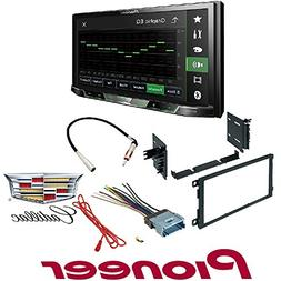 """Pioneer Double Din Digital Multimedia Video Receiver with 7"""""""