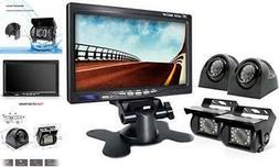 eRapta Backup Camera 2.0 with Monitor for RV Truck Trailer B