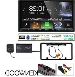 Kenwood Excelon DDX9904S with Apple CarPlay Android Auto Blu
