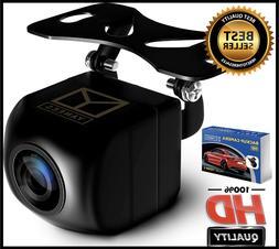 YANEES - HD 1080p Waterproof Backup Camera W/ Night Vision -