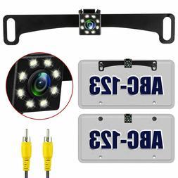Hidden License Plate Backup Rear Camera for SUV Pickup Truck