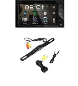 """Kenwood DDX26BT 6.2"""" Car DVD Monitor Bluetooth Receiver w/US"""
