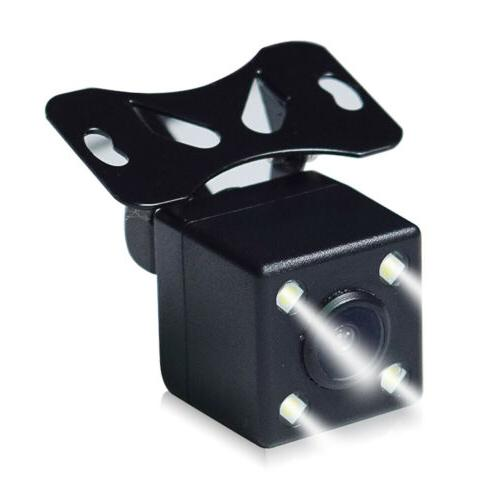170° Rear View Backup 4 LED Night Waterproof
