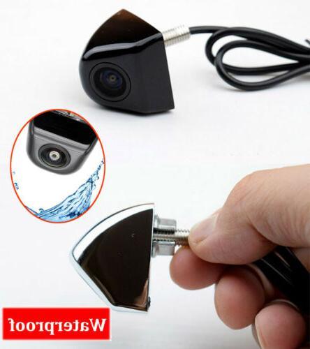 Car Rear View Backup Camera 170° Angle Parking Dash Cam Nig