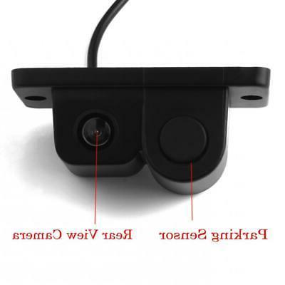 Car Reverse Rear View Camera Backup Parking