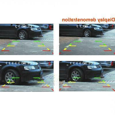 2 in Car View Camera Parking Sensor