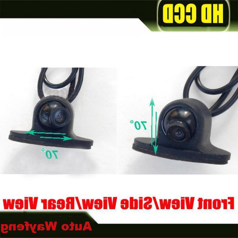 360 Car Rear/Front View Camera Reversing Backup Camera
