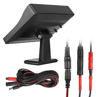 Wireless Waterproof System Car Rear View Parking HD