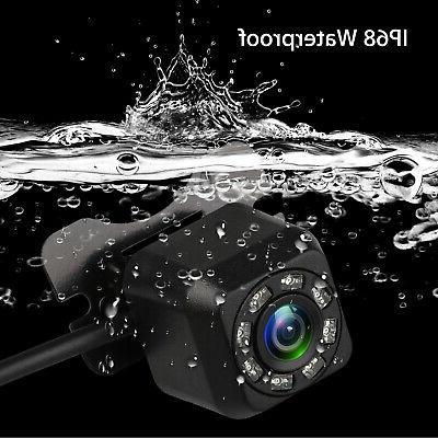 Wireless Waterproof Camera System Rear Parking HD 4.3'