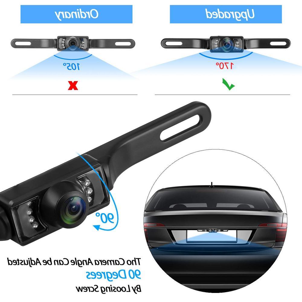 Car Backup Rear View LCD Monitor