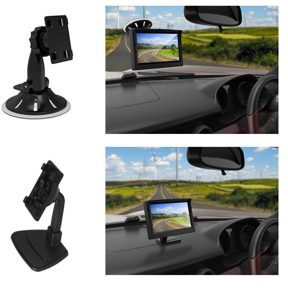 "Car View w/ Night Vision+5"" LCD Monitor"