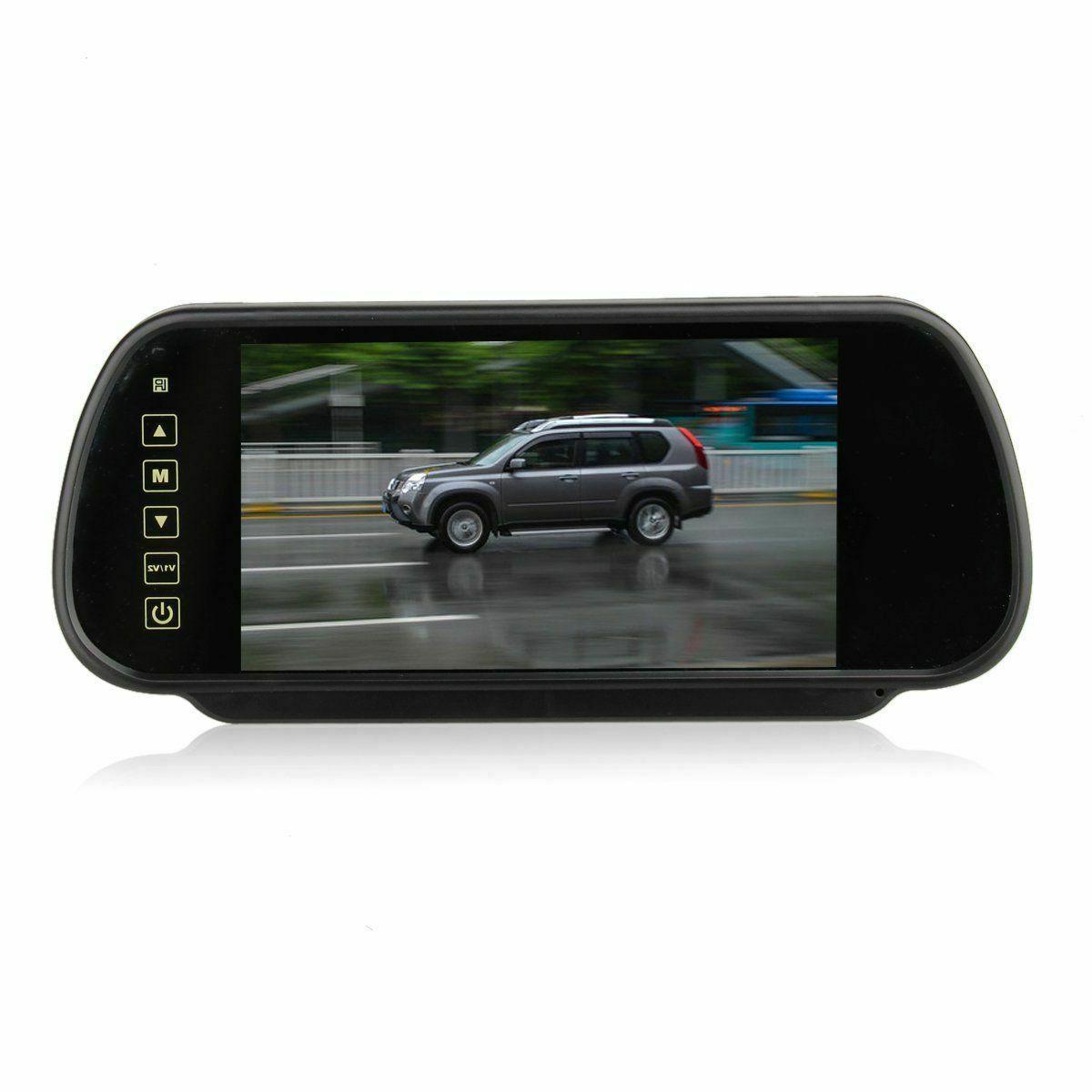"7"" LCD Screen Rear Camera Wird"