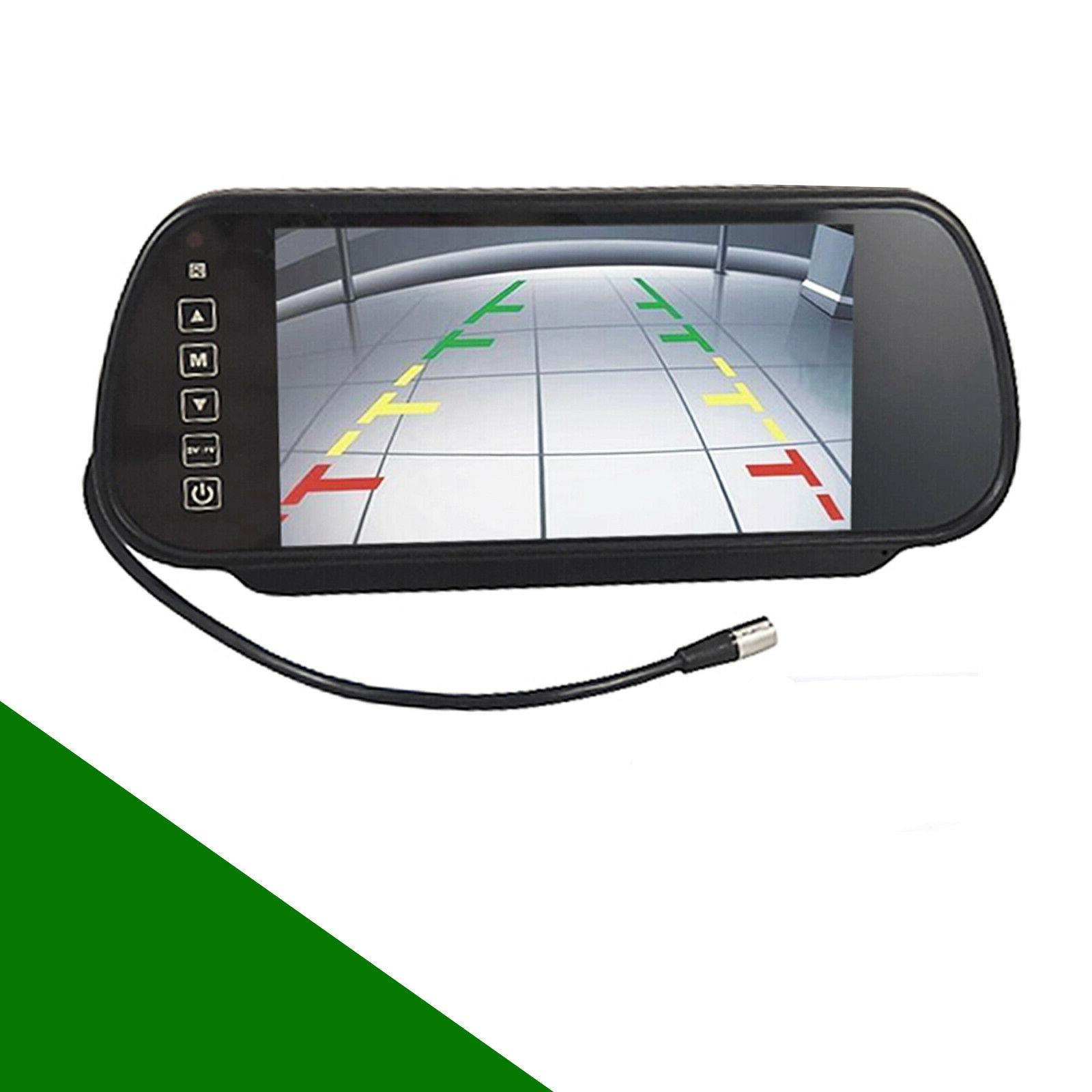 "7"" Car Screen Rear Backup Monitor Camera Wird"