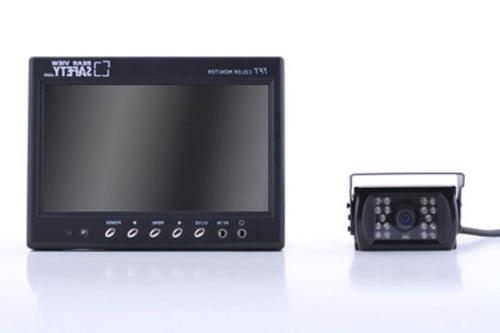 Rear Camera Display