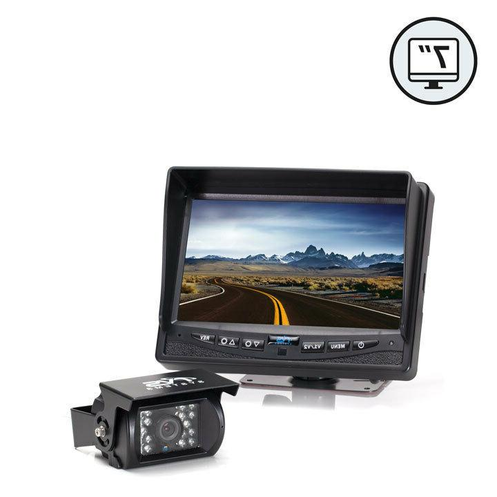 Rear View Camera System with Display