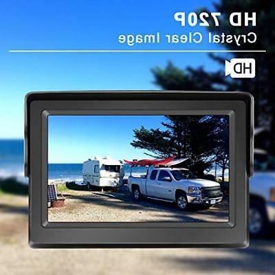 eRapta Backup ERT01 with inch License Back Up Camera