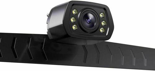 backup camera waterproof license plate nite vision