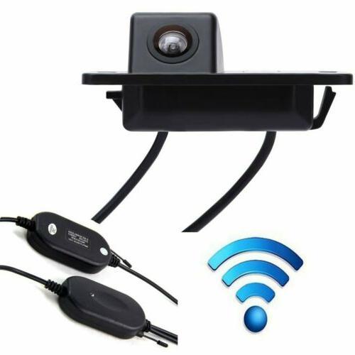 backup parking camera kit wireless sensor